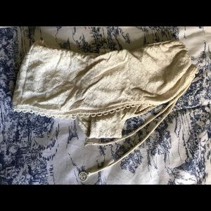 Juicy Couture Sz.Small Swim bottoms